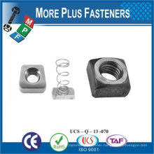 Made in taiwan hogh quality square threaded nut square nut