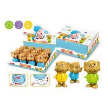 Brindes promocionais brinquedo de plástico acabamento cartoon elefante (h0278048)