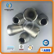 Wp304 / 304L Con. reductor instalación de tuberías con Dnv (KT0024)