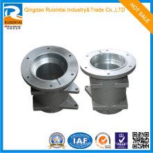Kundenspezifische Druckguss-Teile und Motorgehäuse von Aluminium-Feinguss und Druckguss