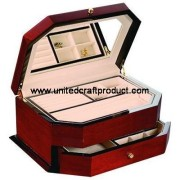 2014 New Style Silver Jewelry Boxes