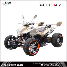 250cc Street Legal CEE Racing Quad ATV com 12inch / 14inch Alloy Wheel Refrigerado a Água