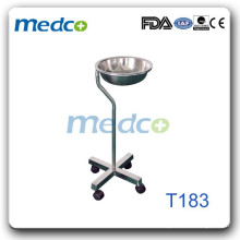 Hospital Hand wash sus basin stand (single basin) T183