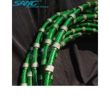 Fourniture de scie à fil multi fil de diamant de qualité pour la coupe de dalles de granit
