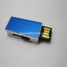 Color azul promocional USB Flash Drives