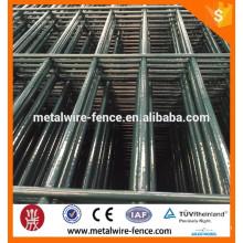 PVC recubierto de diamante / American / European valla de malla de alambre / fábrica de valla de jardín