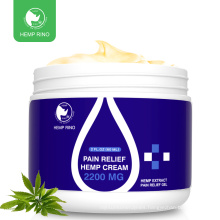 CBD Cream Private Label CBD Pain Cream for Muscle Pain Relief