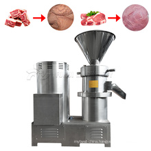 Hot selling chicken frame paste grinding mill/fish bone grinding colloid mill/bone paste colloid mill