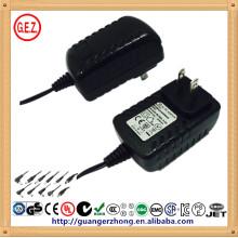 100 240V AC 12V DC 1.5A US enchufe de pared adaptador de corriente