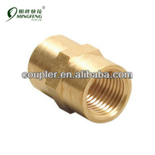 Quick connecting air compressor high quality reusable fitting