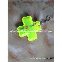 Distintivo de seguridad de 6 cm X 6,2 cm