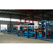 EPS Rock Wolle Sandwich Roof Wand Panel Cold Roll Forming Machine