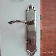 Designers wollte zeitgenössischen Stil Edelstahl Türdrücker Eintrag Lockset