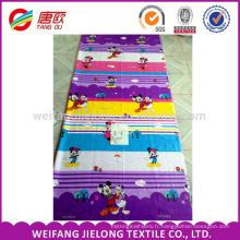 adhésif de tissu de polyester pour le drap