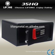 2015 hotel room safe with background light keypad