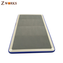 New technology exercise equipment water floating mat for sale