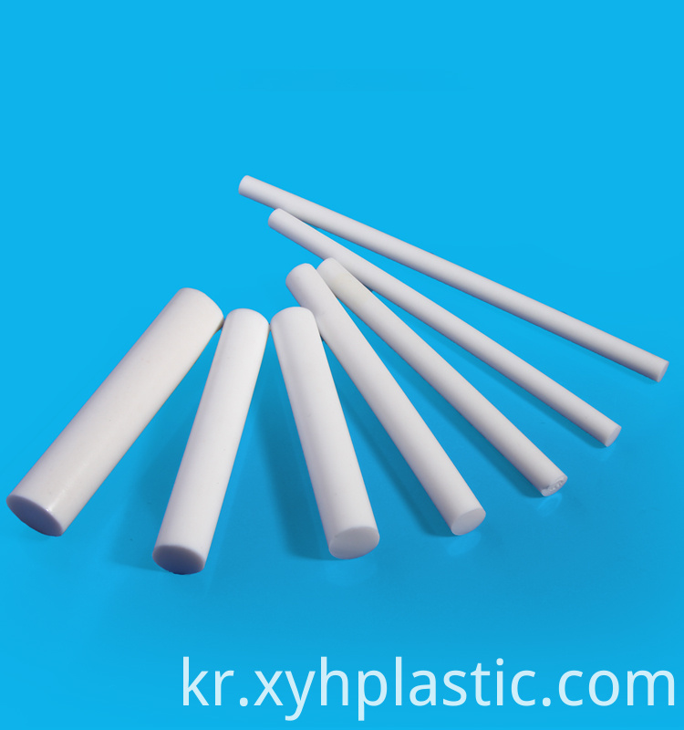 Flexible PTFE Teflon Rod