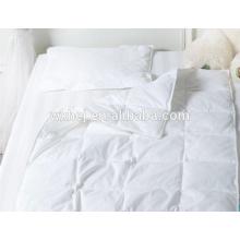 algodón percal 300TC blanco cuna edredón