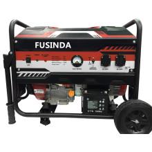 Fusinda (China) Chongqing Factory 220 Volt 5kVA Portable AC Power Generator