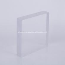 Transparenter ABS-Blechstab