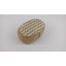 JML Soft 9016 Banho de corpo limpeza bola de malha de linho com qualidade hign