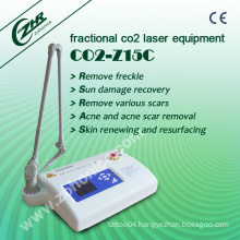 Fractional CO2 Laser Beauty Equipment for Acne Treatment (Z15C)