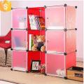 DIY Storage Cube, Wall Cube Storage, Home Storage (FH-AL0033-6)