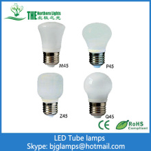 3W LED Bulb Lights of Ceramic Ball Bulb Lamps