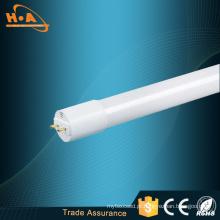 Alto brilho tubo lâmpada T8 tubo de luz de poupança de energia