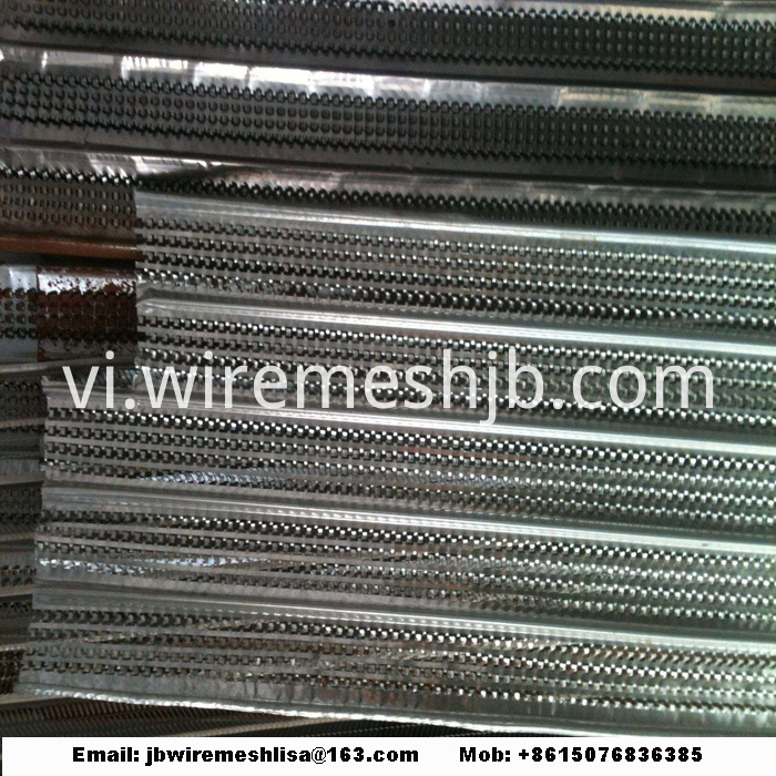 Galvanized Fast-ribbed Formwork / Expanded Metal Sheet
