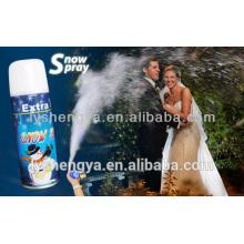 Künstliche Schneesprayschneespray arty Schneefabrik des Schnees 2015