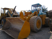 kawasaki 85z used wheel loader