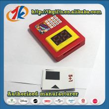 Hot Sell 2017 Nouveaux produits Calculatrice en plastique / Apprendre la machine