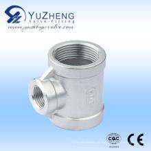 T Redução de Aço Inoxidável 304