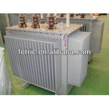 Three phase oil 4mva transformer