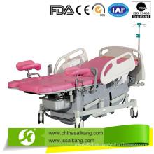 Elektrisches Geburtsbett für mehr Sicherheit