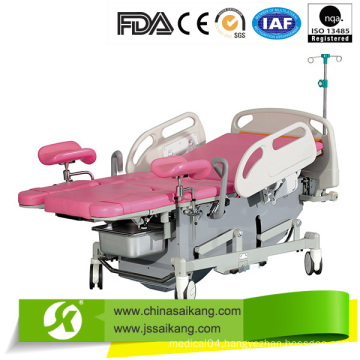 Electric Obstetric Bed for Improved Safety
