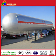 3 Axles LPG Tank Semi Trailer