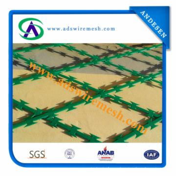Concertina Razor Wire / Galvanized Concertina Razor Wire / Hight Security Razor Barbed Wire