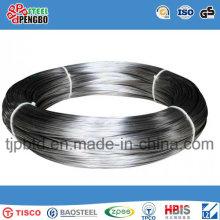 Reforce / deformou a haste de fio de aço laminada a alta temperatura SAE1008