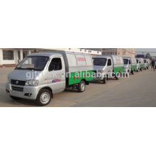 Dongfeng 1T Sealed Dump Small Garbage Truck