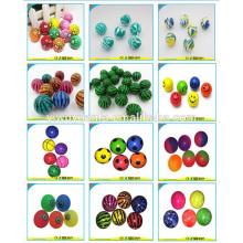 Новинка дизайн продвижение высокая резина прыгающий мяч игрушка для партии подарок