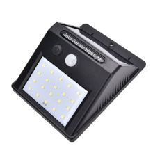 Out door good waterproof IP65 ABS material solar power 4w led wall pack for sale