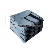 custom printing microfiber suede beach towels wholesale in bulk 3D printing microfiber suede beach towels wholesale in bulk