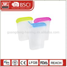 conjunto de cozinha baratos uso armazenamento jar coloridos vasilha
