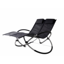 OEM for Outdoor Sun Loungers double-seat rocking chair supply to St. Helena Suppliers
