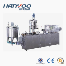 High Quality Liquid Jam Honey Sauce Yogurt Blister Packing Machine