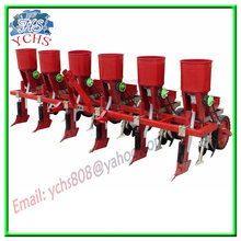 Farm Machinery 6 Rows Tractor Suspension Corn Planter