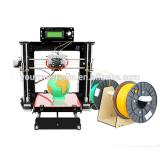 New prusa i3 dual extruder 3d printing machine
