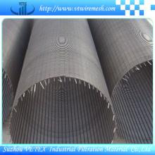 Malla de malla de acero inoxidable / Malla de pantalla usada en fábrica